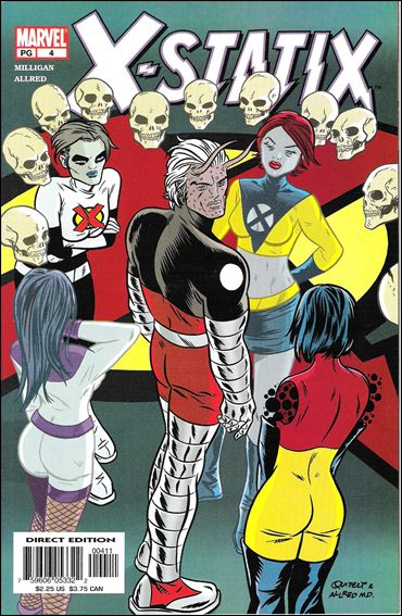 X-Statix 4-A by Marvel