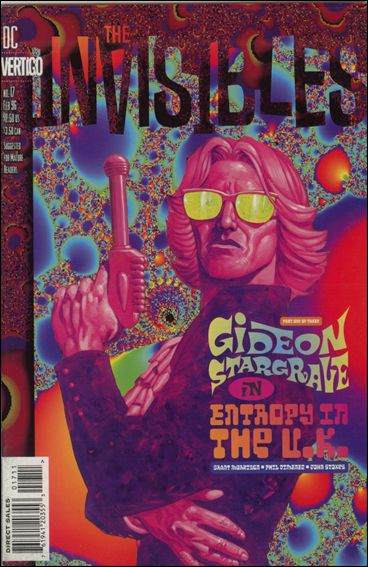 Invisibles (1994) 17-A by Vertigo