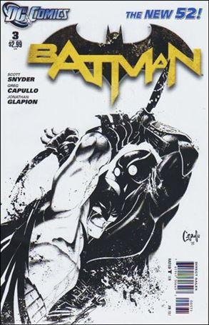 Batman (2011) 3-C
