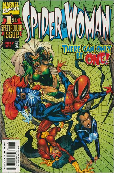 Spider-Woman (1999) 1-A by Marvel