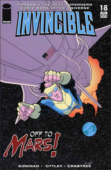 Invincible 18-A by Skybound Entertainment