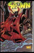 Spawn Action Figure Comic Spawn Alley 1-B