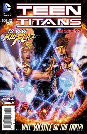 Teen Titans (2011) 29-A
