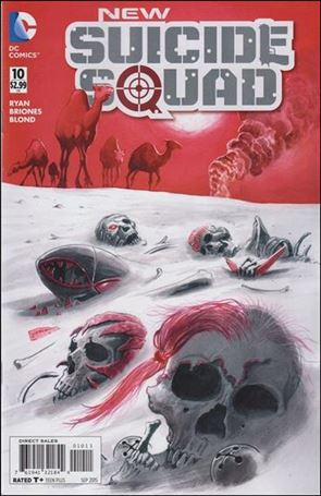 New Suicide Squad 10-A
