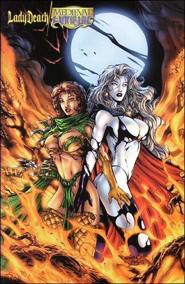 Lady Death/Medieval Witchblade 1-C by Chaos! Comics