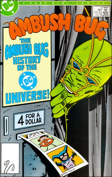 Ambush Bug 3-A by DC