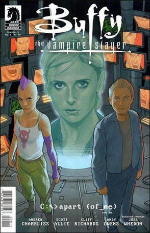 Buffy the Vampire Slayer Season 9 8-A