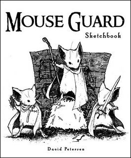 Mouse Guard Sketchbook 1-A by Archaia Studios Press