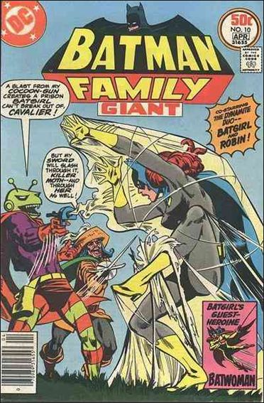 Batman Family 10-A by DC