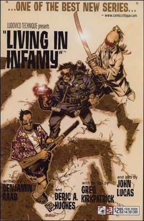 Living In Infamy 3-A