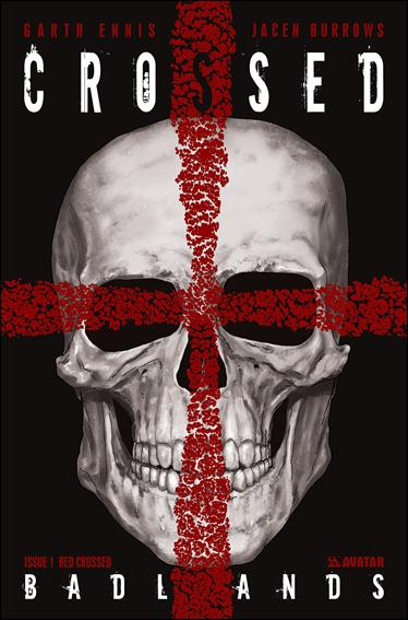 Crossed: Badlands 1-D by Avatar Press