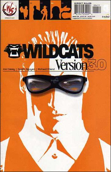 WildCats Version 3.0 4-A by WildStorm