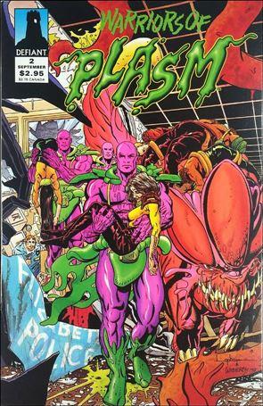 Warriors of Plasm 2-A