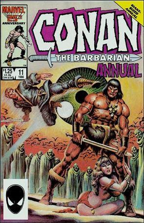 Conan Annual 11-A