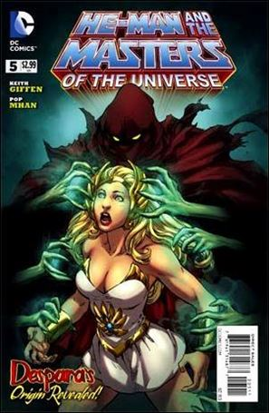 He-Man and the Masters of the Universe (2013) 5-A