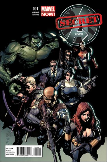 Secret Avengers (2013) 1-B by Marvel