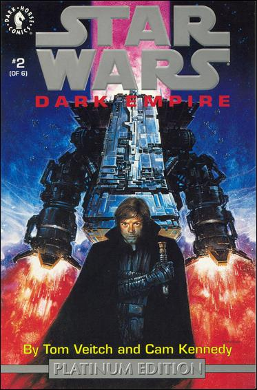 Star Wars: Dark Empire 2-C by Dark Horse