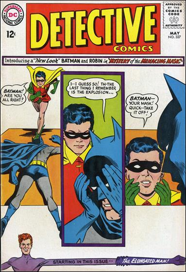 Detective Comics (1937) 327-A by DC