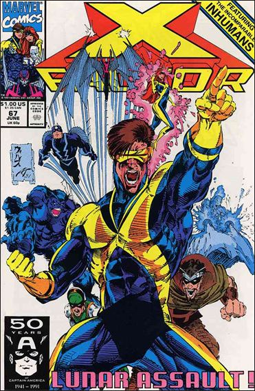 X-Factor (1986) 67-A by Marvel