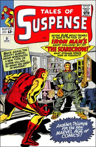 Tales of Suspense (1959) 51-A by Marvel