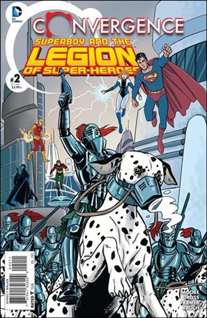 Convergence Superboy & the Legion 2-A