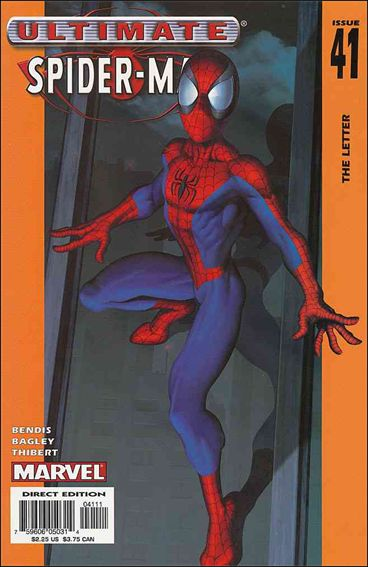 Ultimate Spider-Man (2000) 41-A by Marvel