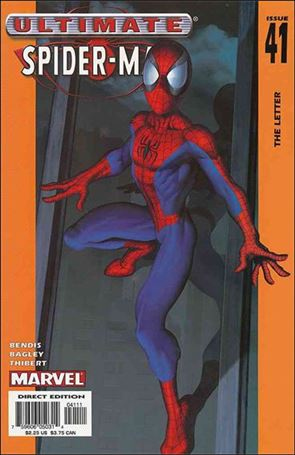 Ultimate Spider-Man (2000) 41-A