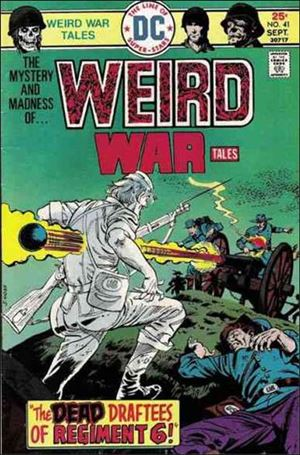 Weird War Tales (1971) 41-A