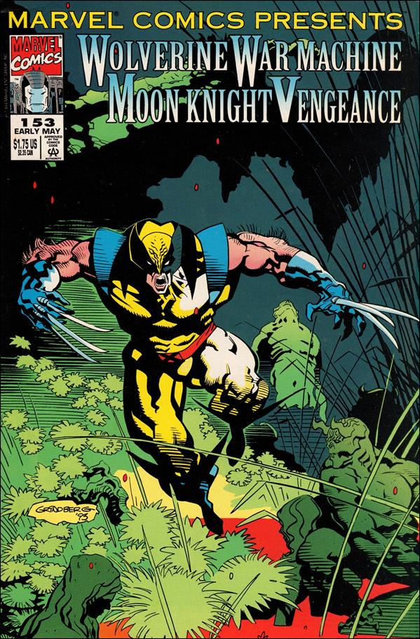 Marvel Comics Presents (1988) 153-A by Marvel
