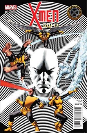 X-Men Gold 1-B