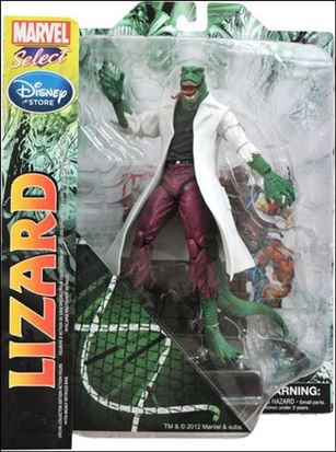 Marvel Select Lizard
