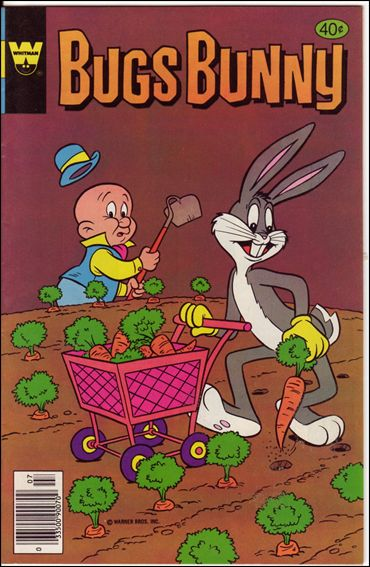 Bugs Bunny (1962) 210-B by Gold Key