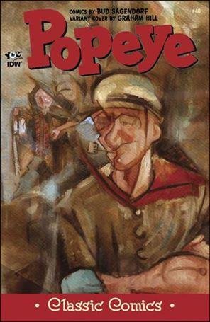 Classic Popeye 40-B