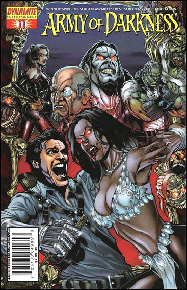 Army of Darkness (2006) 11-A by Dynamite Entertainment