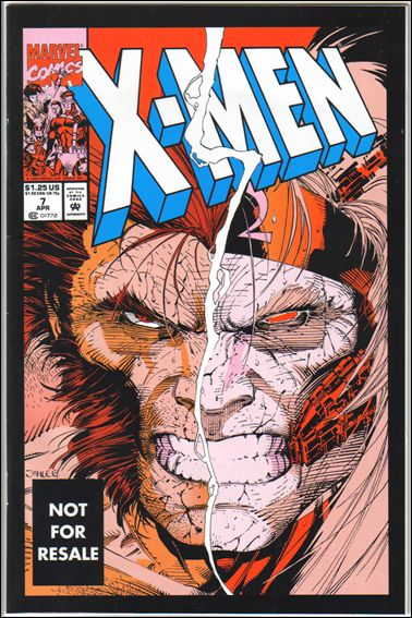 X-Men (1991) 7-B by Marvel