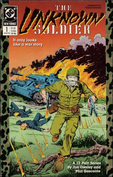 Unknown Soldier (1988)  1-A by DC