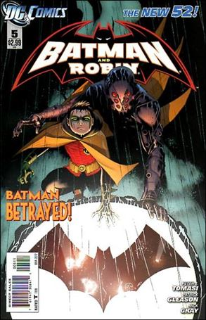 Batman and Robin (2011) 5-A