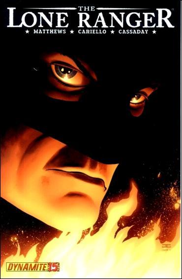 Lone Ranger (2006) 15-A by Dynamite Entertainment