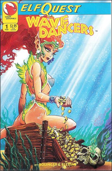 Elfquest: Wavedancers Special 1-A by Warp Graphics