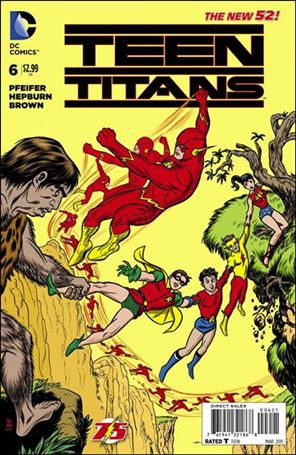 Teen Titans (2014) 6-B