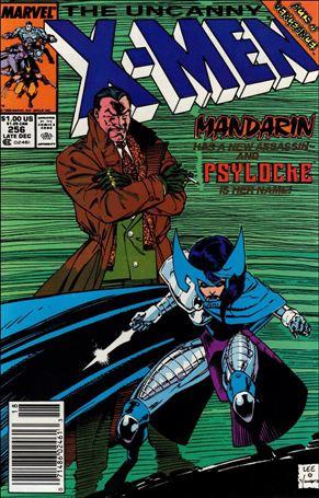 Uncanny X-Men (1981) 256-A