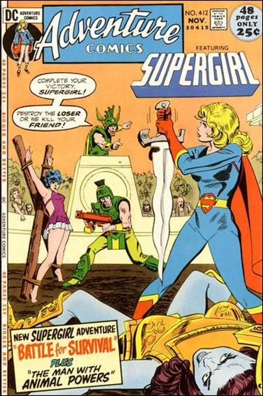 Adventure Comics (1938) 412-A by DC