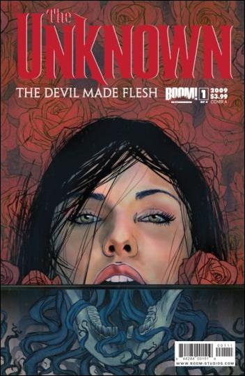 Unknown: The Devil Made Flesh 1-A by Boom! Studios