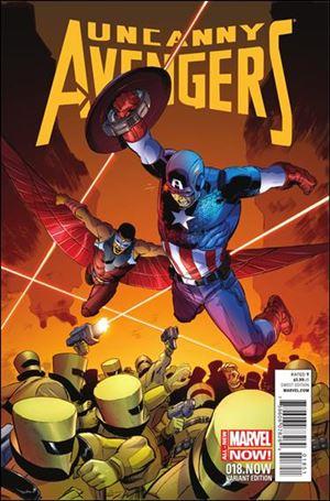 Uncanny Avengers (2012) 18-B