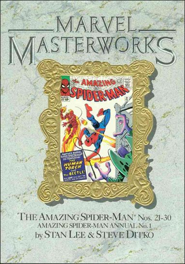 Marvel Masterworks 10-A by Marvel