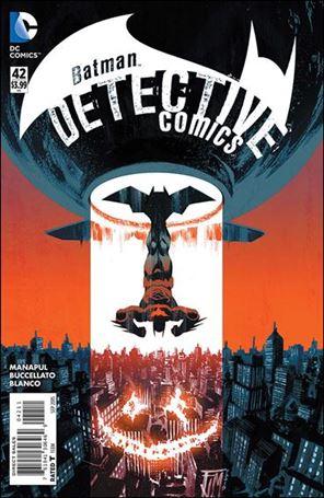 Detective Comics (2011) 42-A