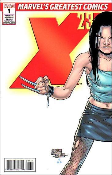 X-23 (2005) 1-D by Marvel