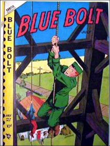 Blue Bolt (1948) 2-A by Premium