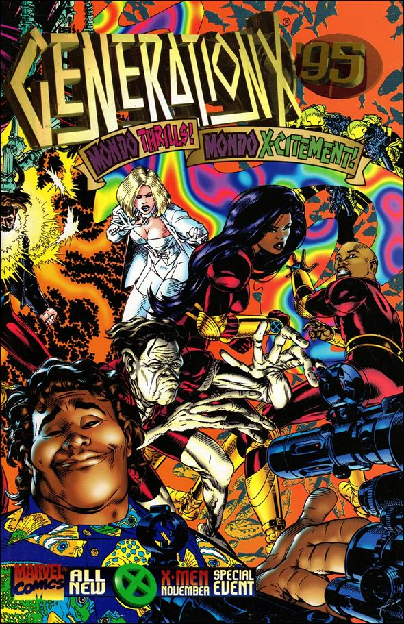 Generation X Annual 1995-A by Marvel