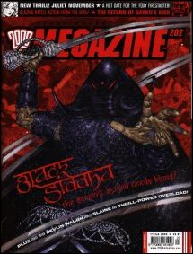 Judge Dredd Megazine (2003) 202-A by Rebellion